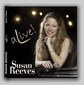 "Susan Reeves CD ""aLive!"""